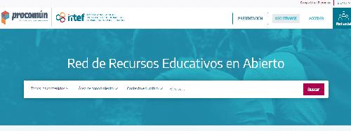 Procomún: recursos TIC para estudiar