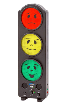 Betzold: semáforo medidor de ruido