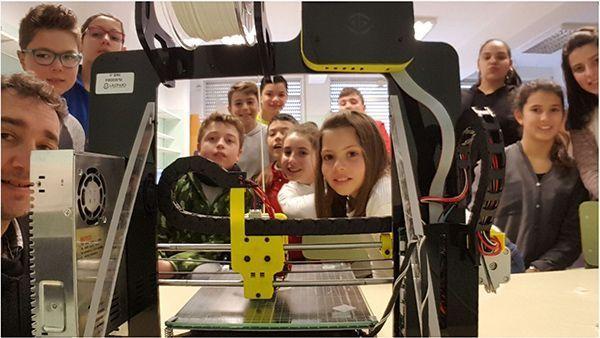 diseño 3D en clase