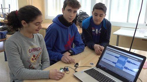 robótica y programación en 3º de ESO