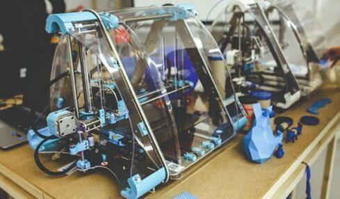 beneficios Impresora 3D en clase