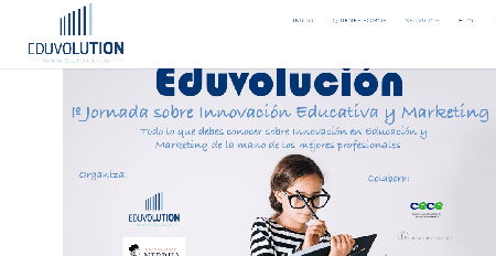 Jornada de Innovación educativa y Marketing, evento octubre