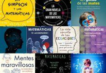 Libros matemáticas