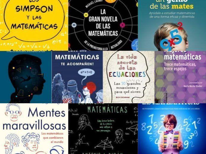 Libros matemáticas
