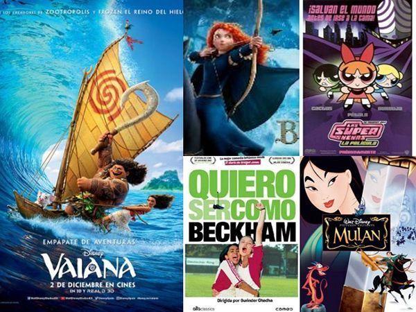 películas Igualdad de género