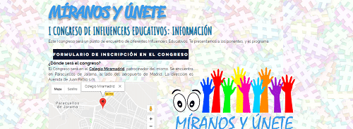 Congreso sobre los influencers educativos