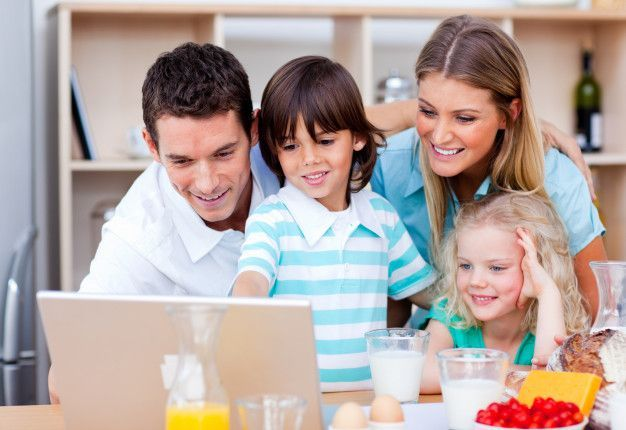 familia internet