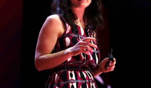 Melina Furman en SIMO EDUCACIÓN 2018