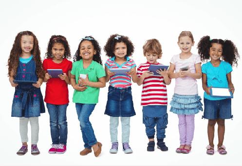 niños con tabletas: herramientas de control parental