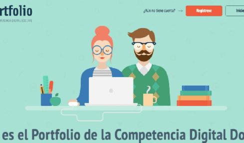 Marco Común de la Competencia Digital Docente