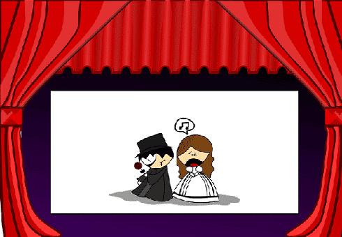 Representación de teatro