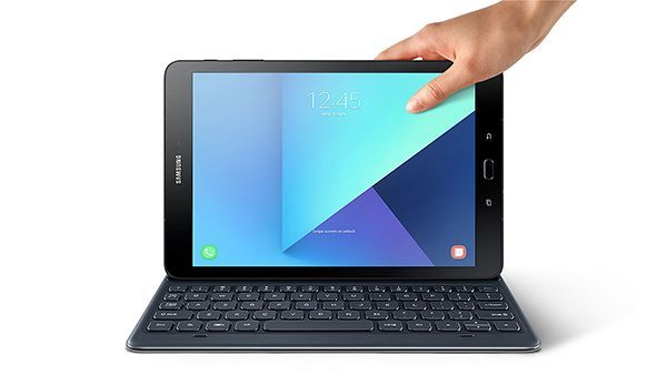 Book Cover Keyboard Galaxy Tab S3
