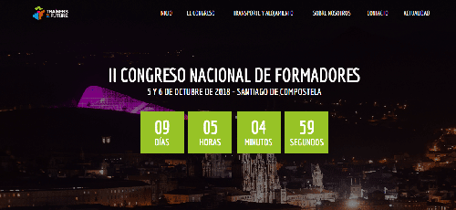 Trainers For The Future: II Congreso Nacional de Formadores eventos mes de octubre