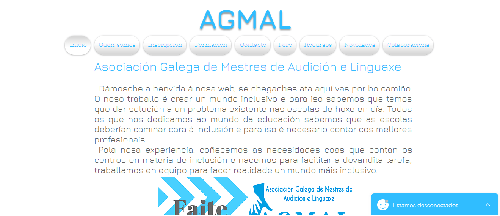 I Jornada de Audición, Lenguaje y Comunicación en Galicia