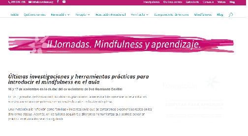 II Jornadas. Mindfulness y Aprendizaje