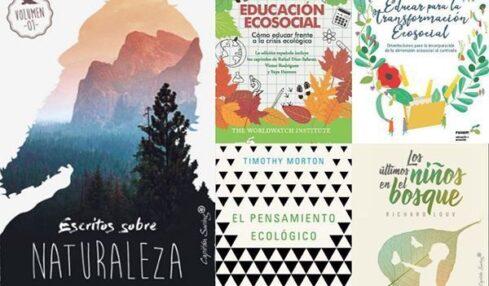 Libros conciencia ecológica