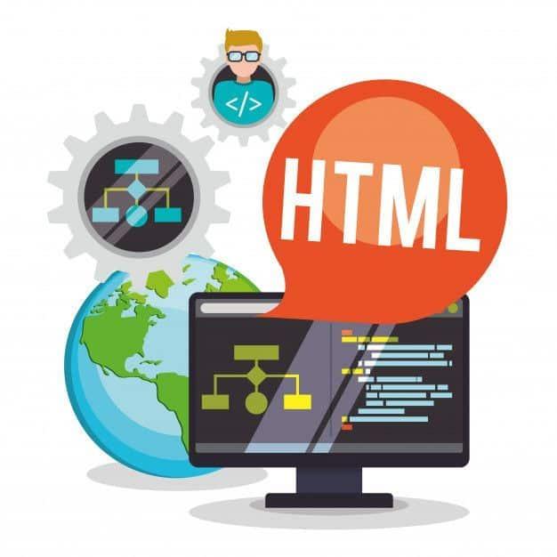 HTML programación