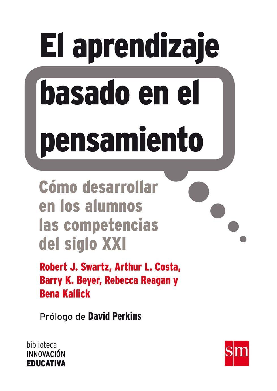 aprendizaje basado en el pensamiento libro