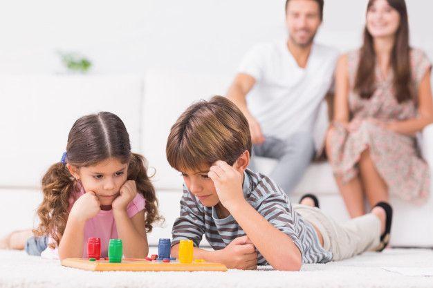 concentracion niños