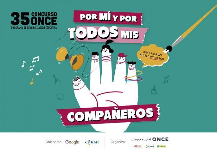 Concurso ONCE recreo