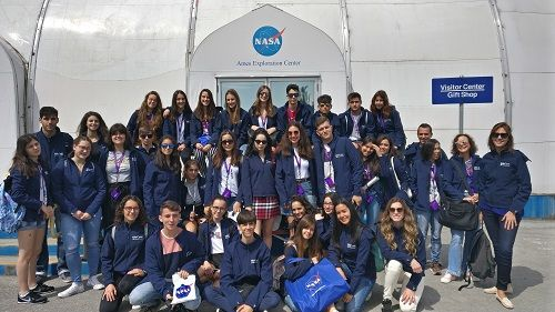 alumnos de secundaria viajan a Silicon Valley