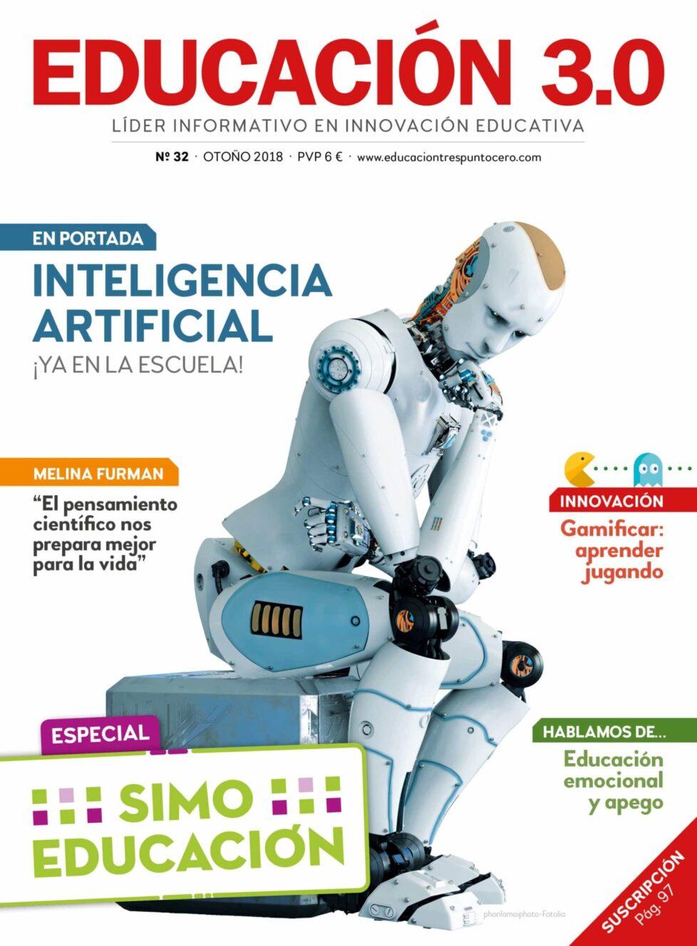 Nº 32 de la Revista EDUCACIÓN 3.0