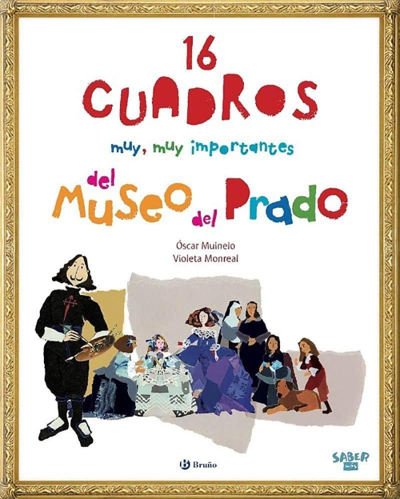 16 cuadros del Museo del Prado