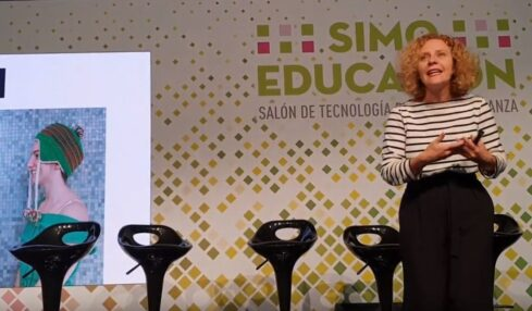 María Acaso en SIMO EDUCACIÓN