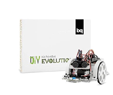 kit robótica BQ PrintBot Evolution