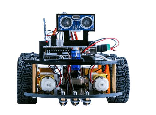 kit robotica Elegoo Smart Robot Kit Cat V2.0
