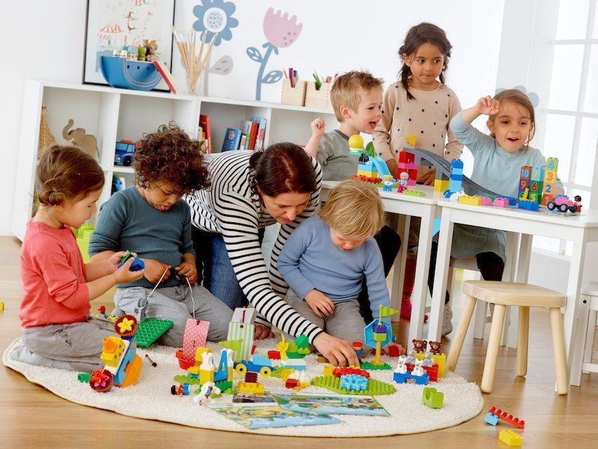 STEAM Park de LEGO Education