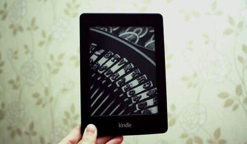 Kindle y sus accesorios