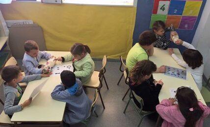 fomentar la lectoescritura en Infantil
