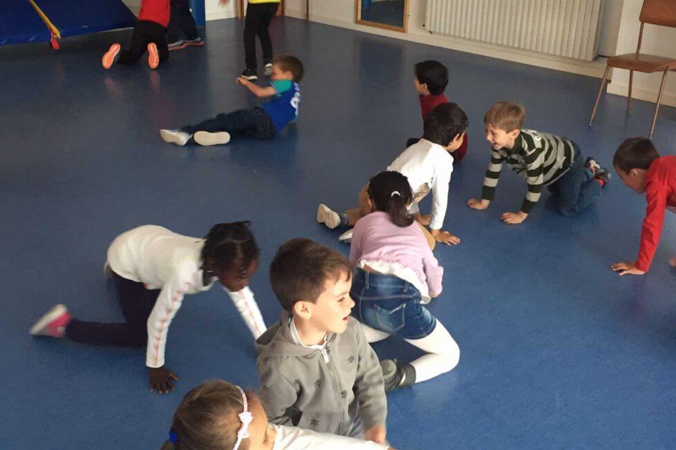 Trabajo cooperativo para educar en Infantil