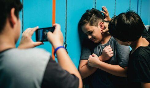 luchar contra el bullying