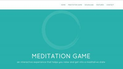 apps Meditation Games
