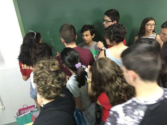 breakout edu matemáticas csi