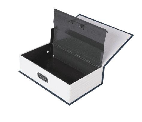 Caja de seguridad con tres dígitos: kit de escape room