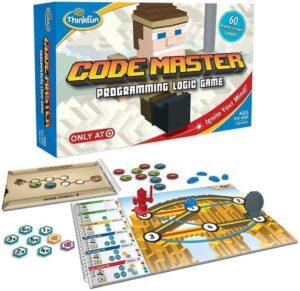 juego de mesa para aprender a programar code master