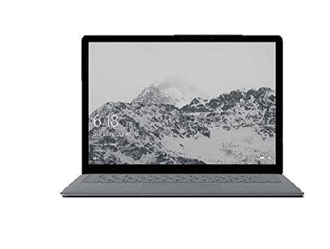 Microsoft Surface Laptop portátiles para estudiantes