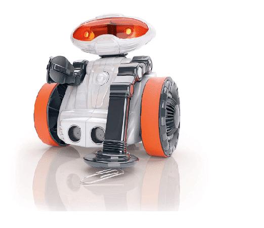 kit robótica Mio, el robot interactivo