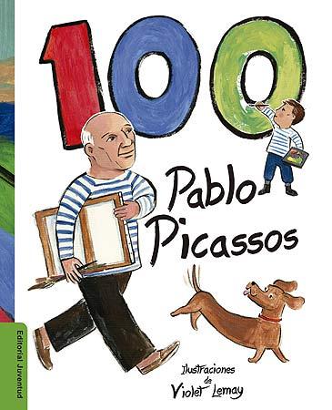 100 Pablo Picassos libros para enseñar arte