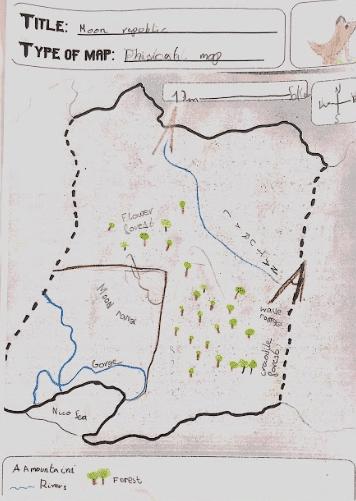 mapa Welcome to Nerviona