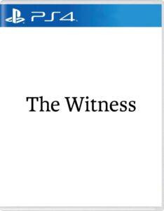 videojuegos educativos the witness black friday