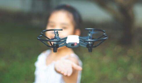 Introducir los drones en el aula