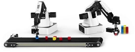 Dobot, robot propuesto por Camp Tecnológico