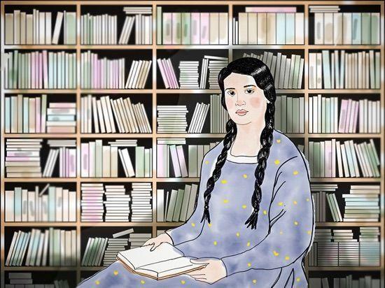 Cuento sobre María Moliner