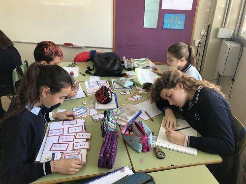 Visual Thinking en matemáticas: alumnos de la ESO