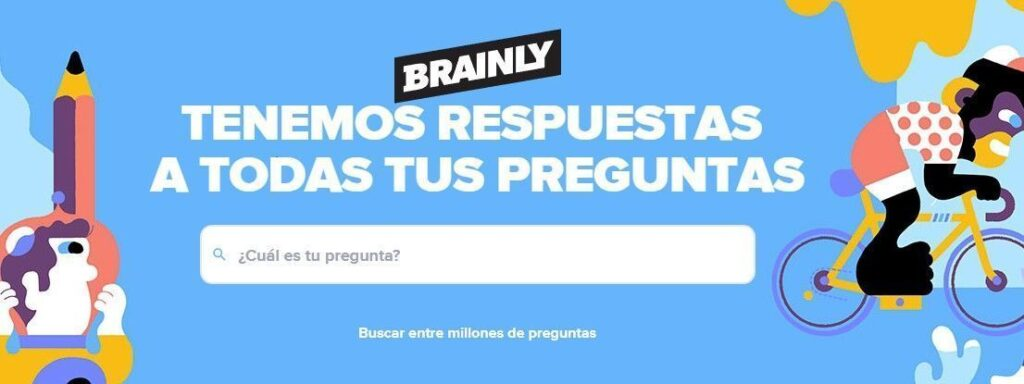 brainly red social