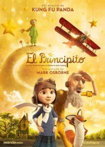 La película de El Principito es ideal para el aula